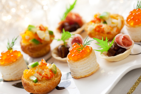 Catering Geraldton - canapes