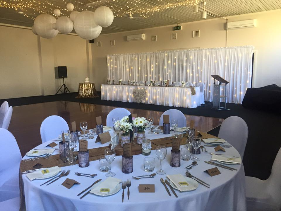Wedding at Geraldton Venue POSH