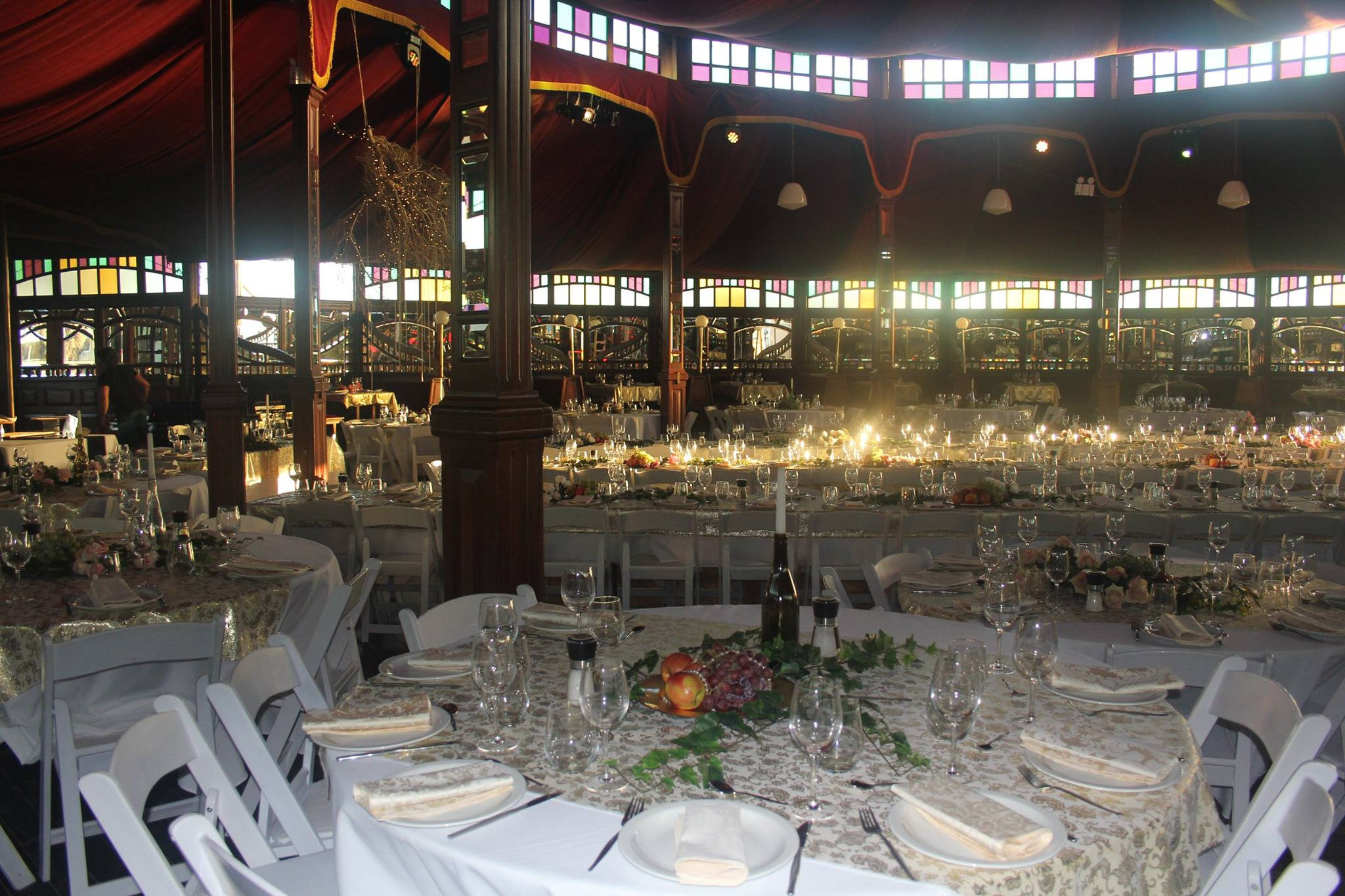 Wedding at Geraldton Speigal Tent